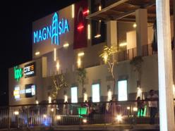 Manisa'nın ilk alış veriş merkezi Magnesia Açıldı.